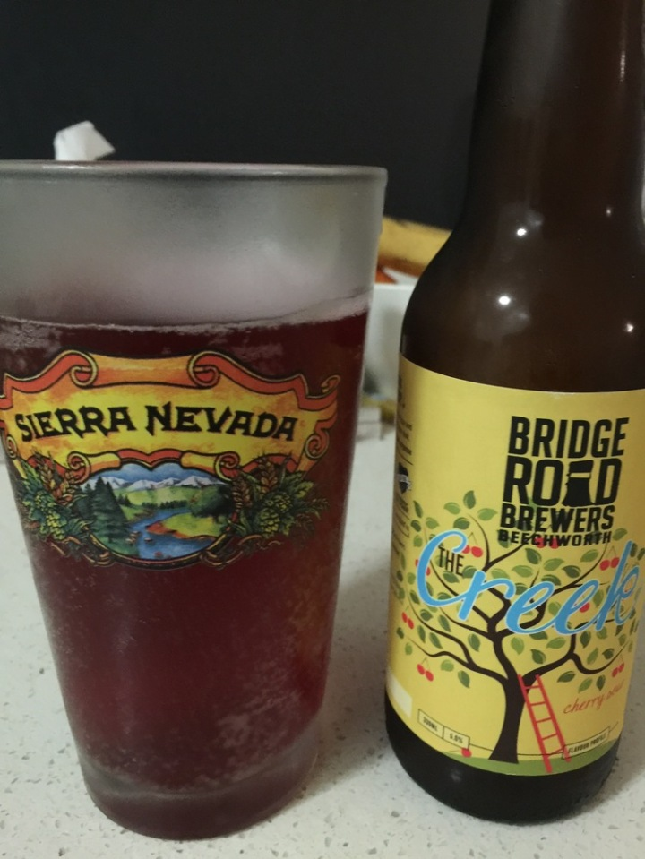 Bridge Road Brewers - The Creek Cherry Sour