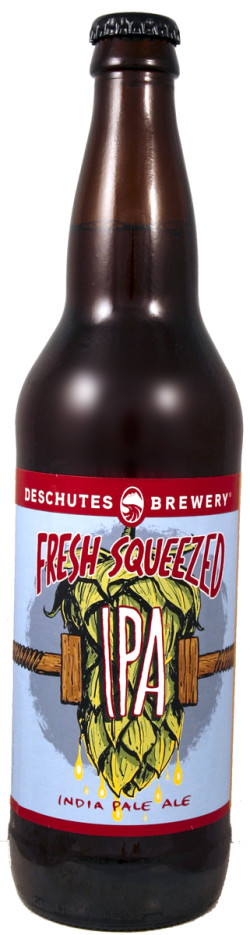 Deschutes Brewery - Fresh Squeezed IPA