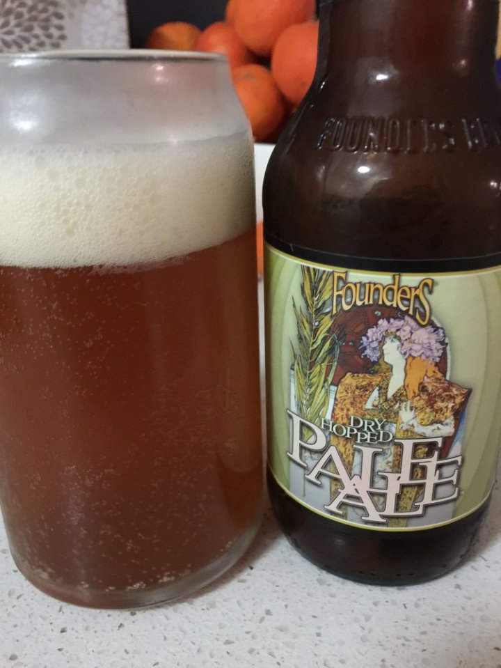 Founders - Dry Hopped Pale Ale