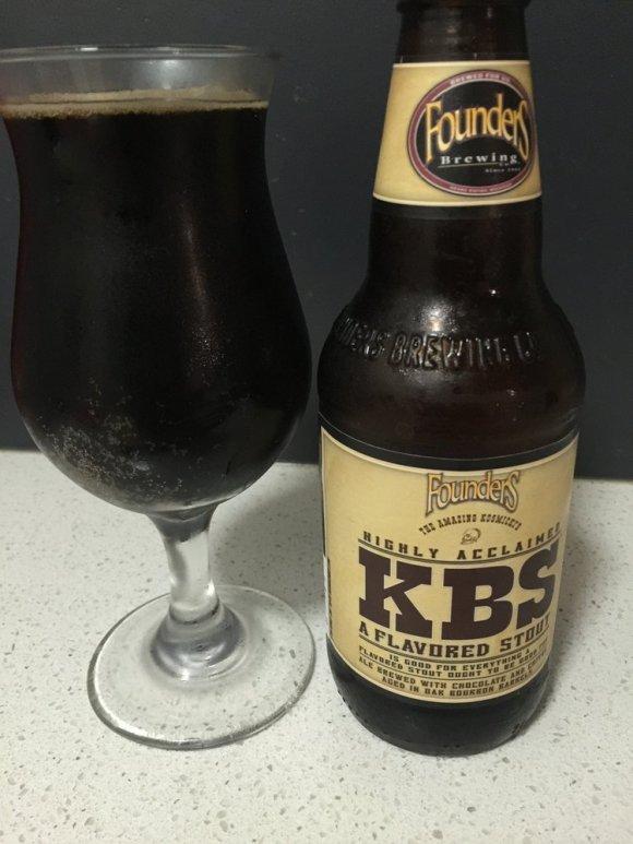 Founders - KBS (Kentucky Breakfast Stout)