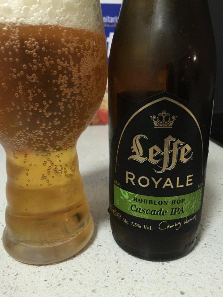 Leffe - Royale Cascade IPA