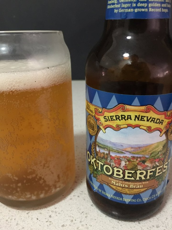 Sierra Nevada - 2016 Oktoberfest