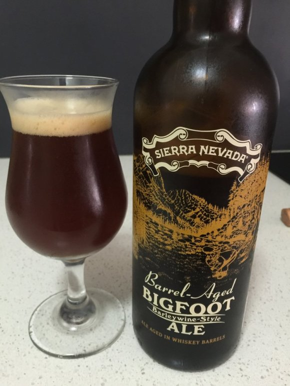 Sierra Nevada - Barrel Aged Bigfoot Barleywine