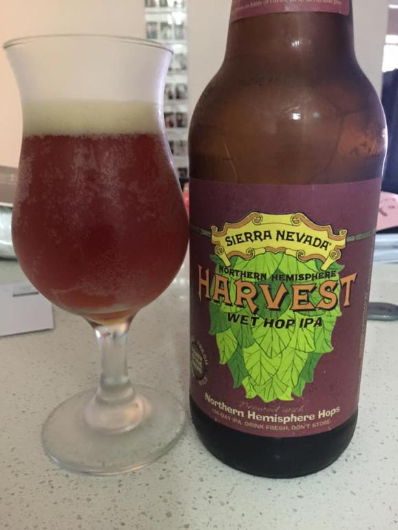 Sierra Nevada - Northern Hemisphere Wet Hop Ale 2015
