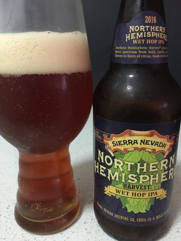 Sierra Nevada - Northern Hemisphere Wet Hop IPA