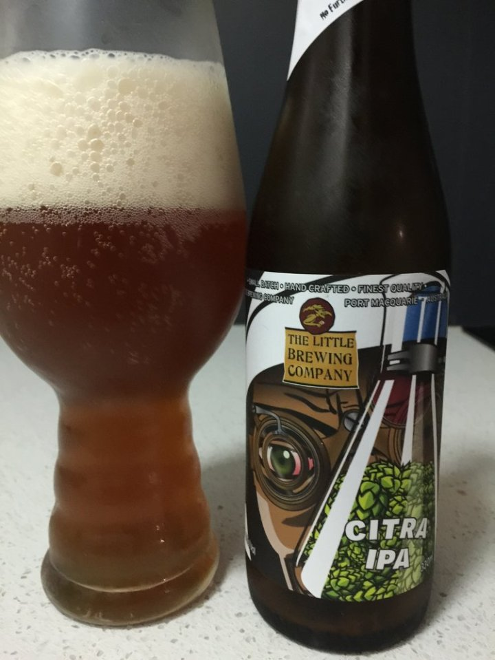The Little Brewing Company - Citra IPA