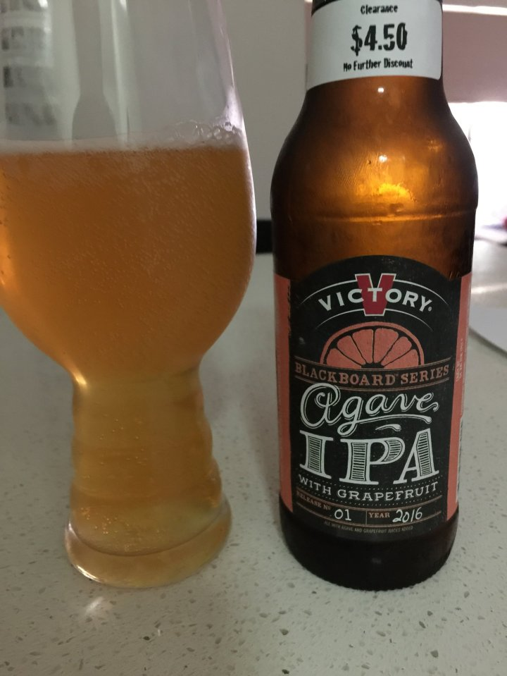 Victory - Agave IPA with Grapefruit