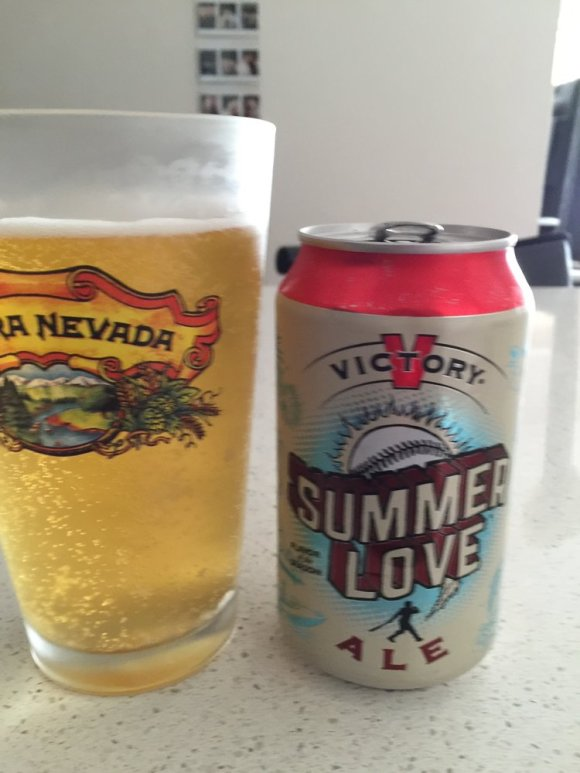 Victory Brewing Company - Summer Love Ale