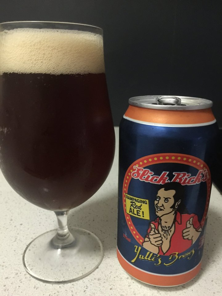 Yulli's Brews - Slick Rick