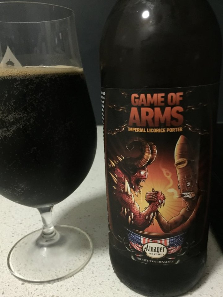Amager Bryghus - Game Of Arms