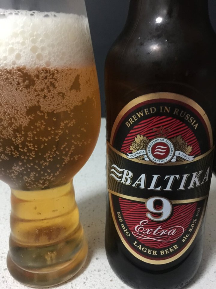 Baltik - Extra Lager