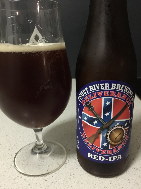 Deliverence REd IPA
