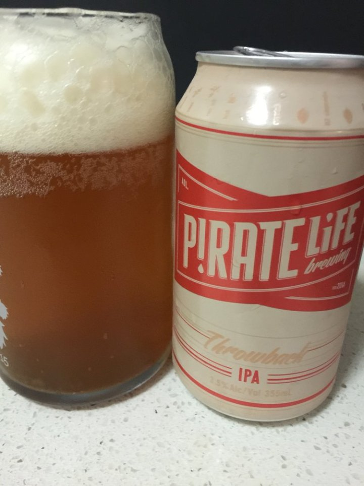 Pirate Life - Throwback IPA
