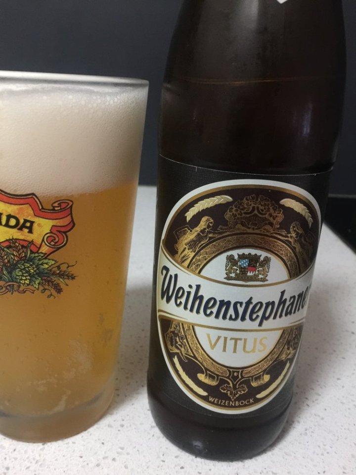 Weihenstephaner - Vitus
