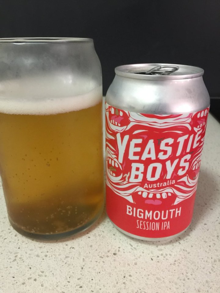 Yeastie Boys - Bigmouth
