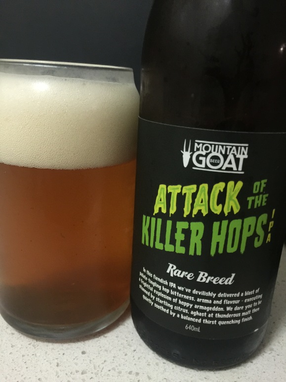 mountain goat attack of the killer hops