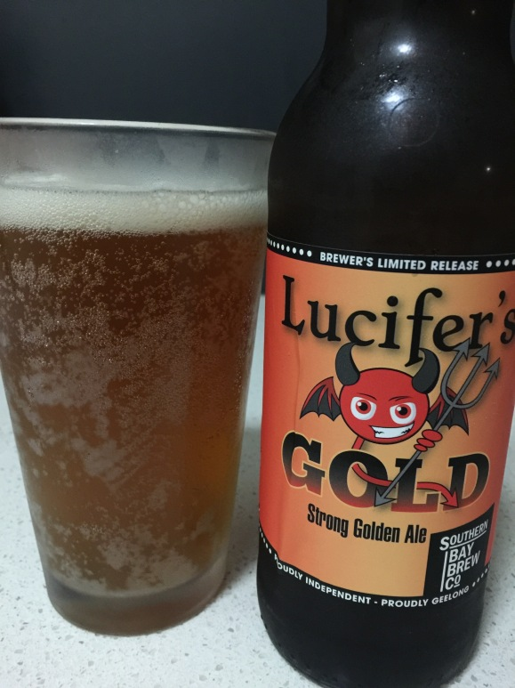 southern bay lucifers gold
