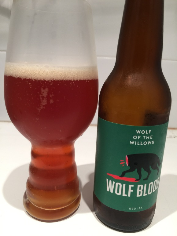 Wolf of the willows wolf's blood