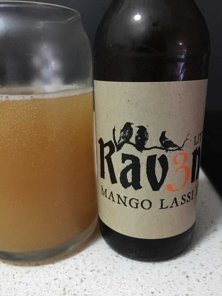 3 ravens mango lassi