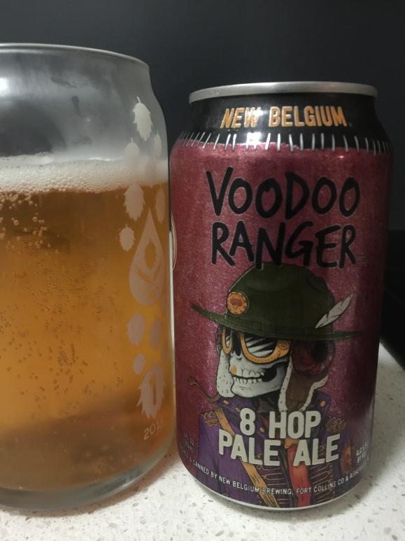 new belgium voodoo ranger 8 hop pale