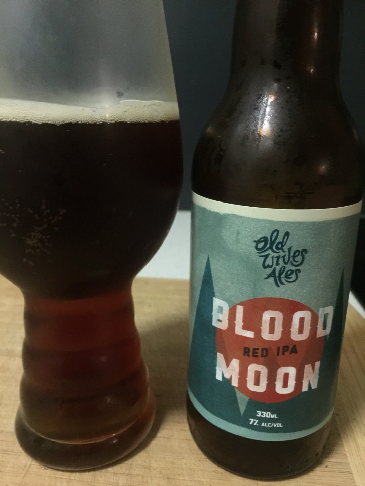 old wives ale blood moon