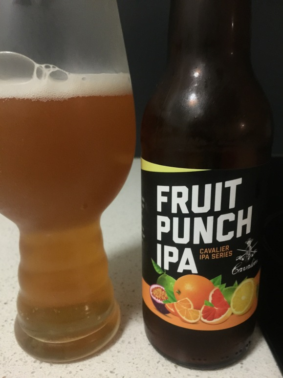 Cavalier Fruit Punch IPA