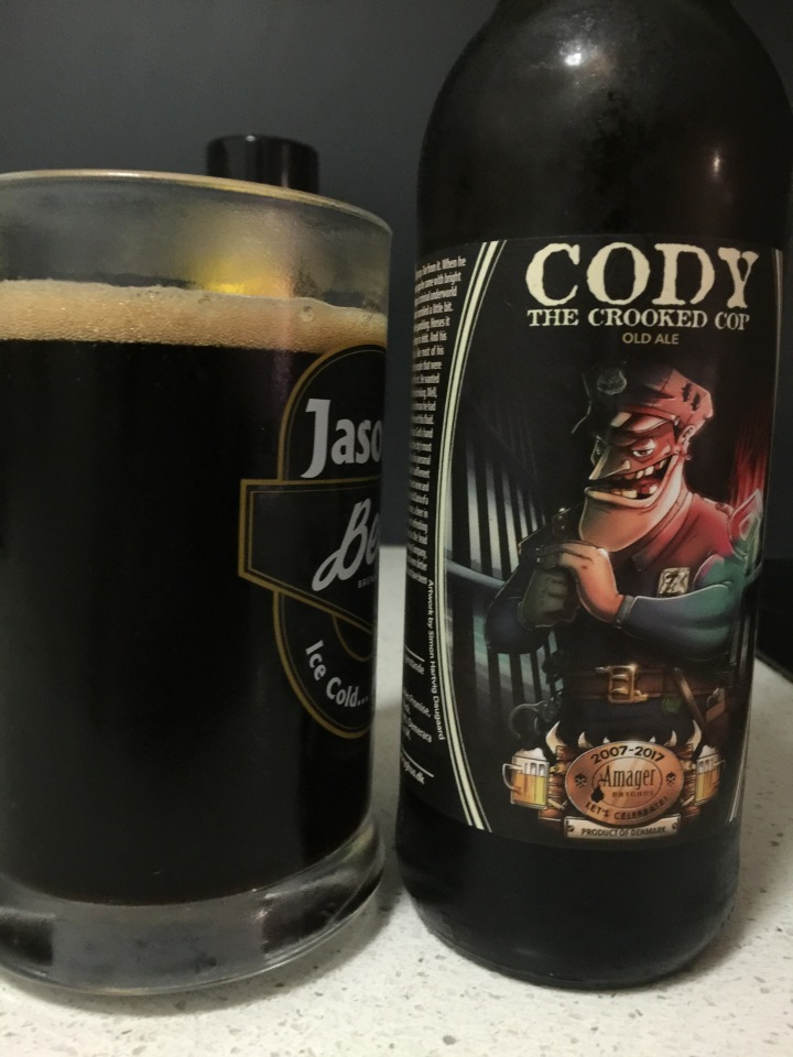 Amager Bryghus Cody The Crooked Cop