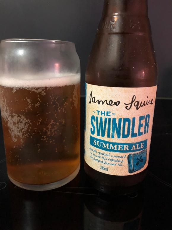 James Squires Swindler