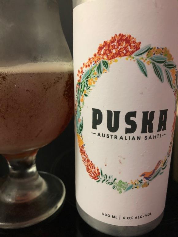 new england brewing puska