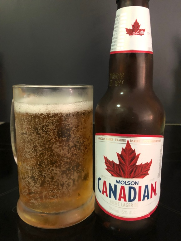 Molson - Canadian Lager