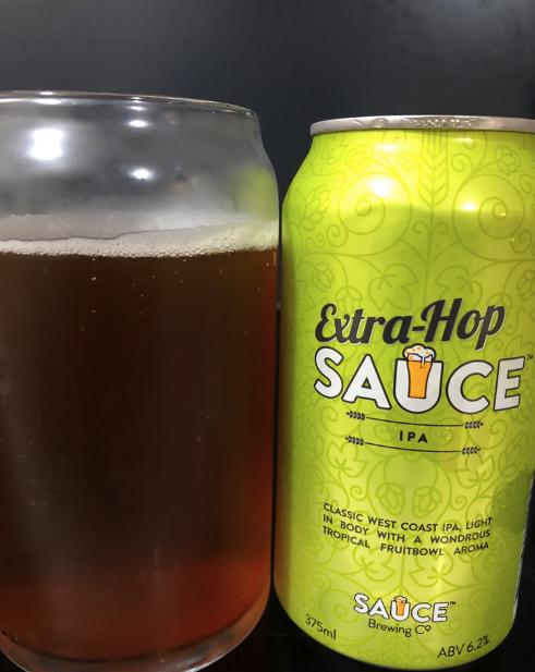 Sauce Extra Hop Sauce