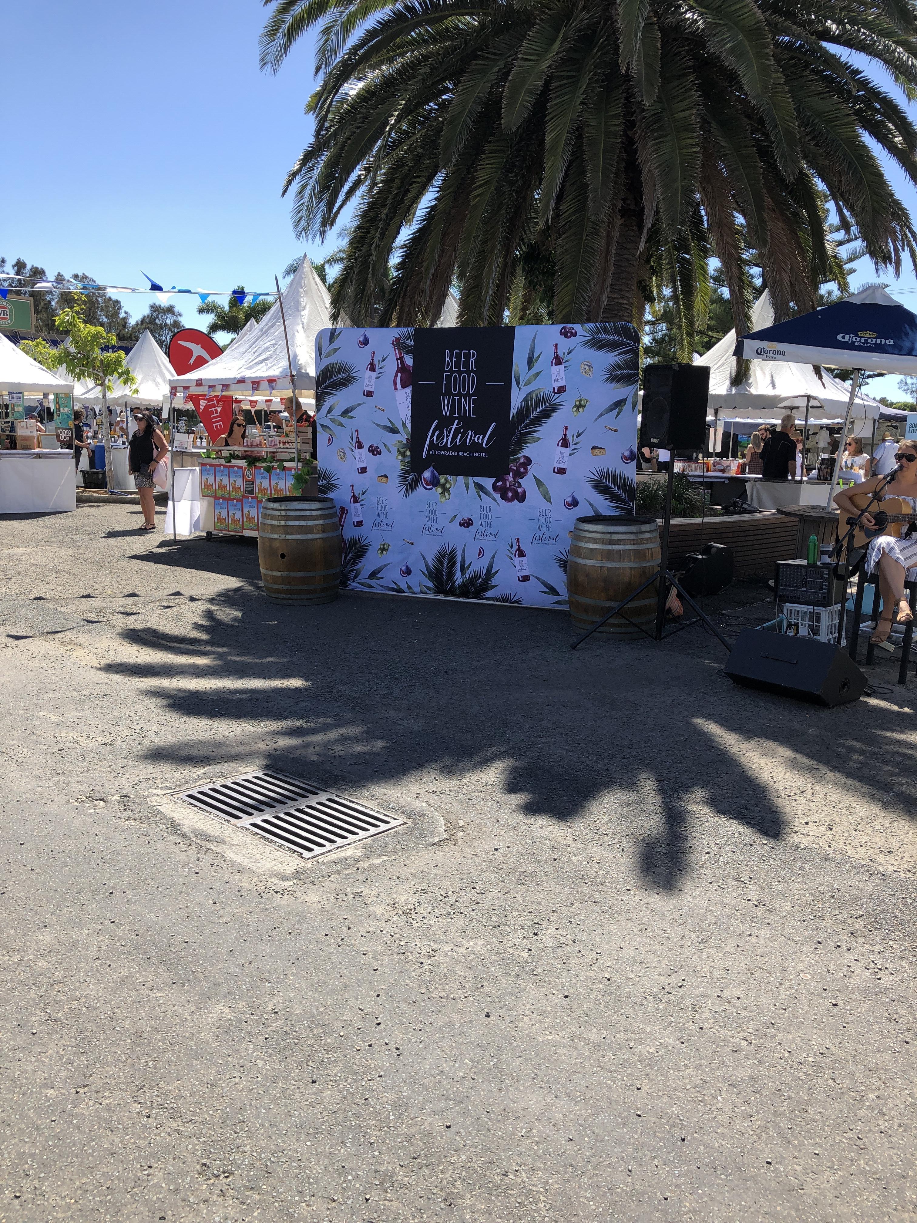 Towradgi Beach Hotel Beer Food and Wine Fair – Advocating
