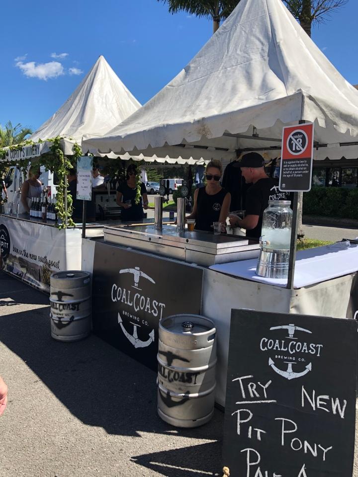 Towradgi Beach Hotel Beer Food and Wine Fair – Advocating Beer Variety