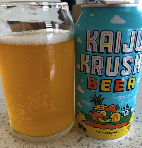Kaiju Krush - Tropical Pale Ale