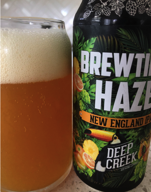 Deep Creek Brewtiful Haze