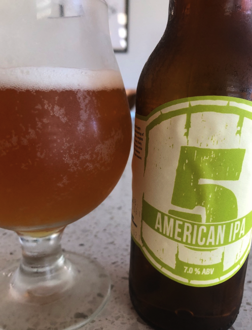 Five Barrel American IPA