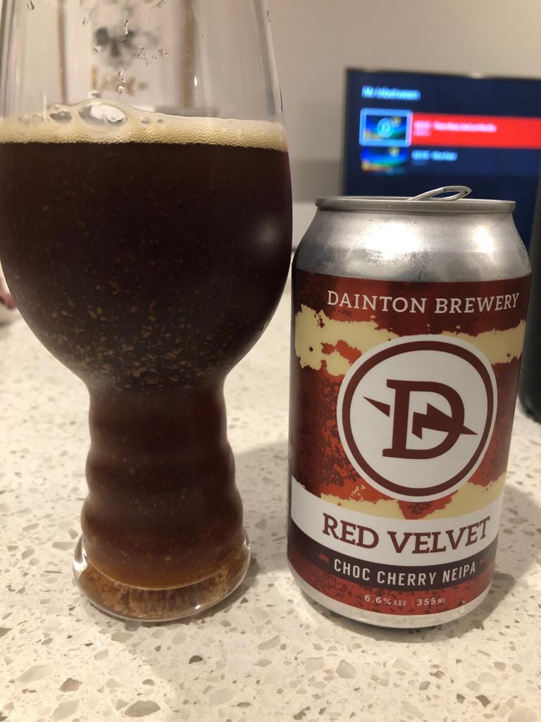 Dainton - Red Velvet