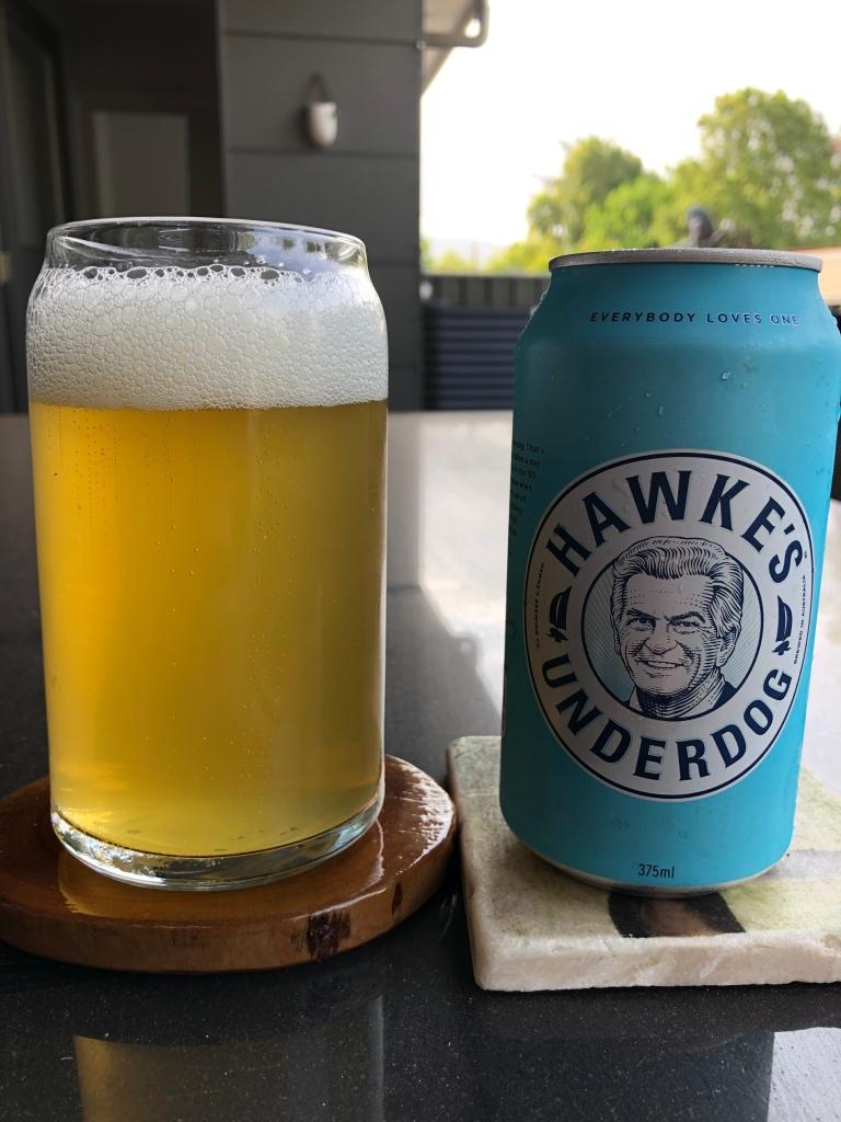 Hawkes Brewing Co - Underdog