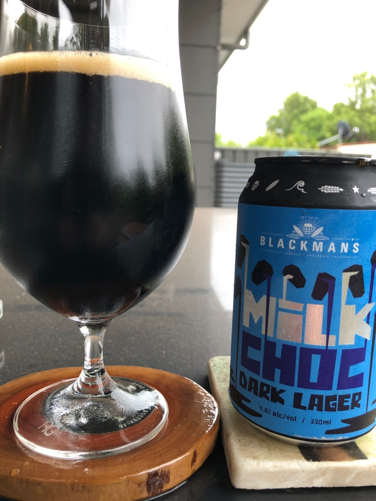 Blackman's - Milk Choc Dark Lager