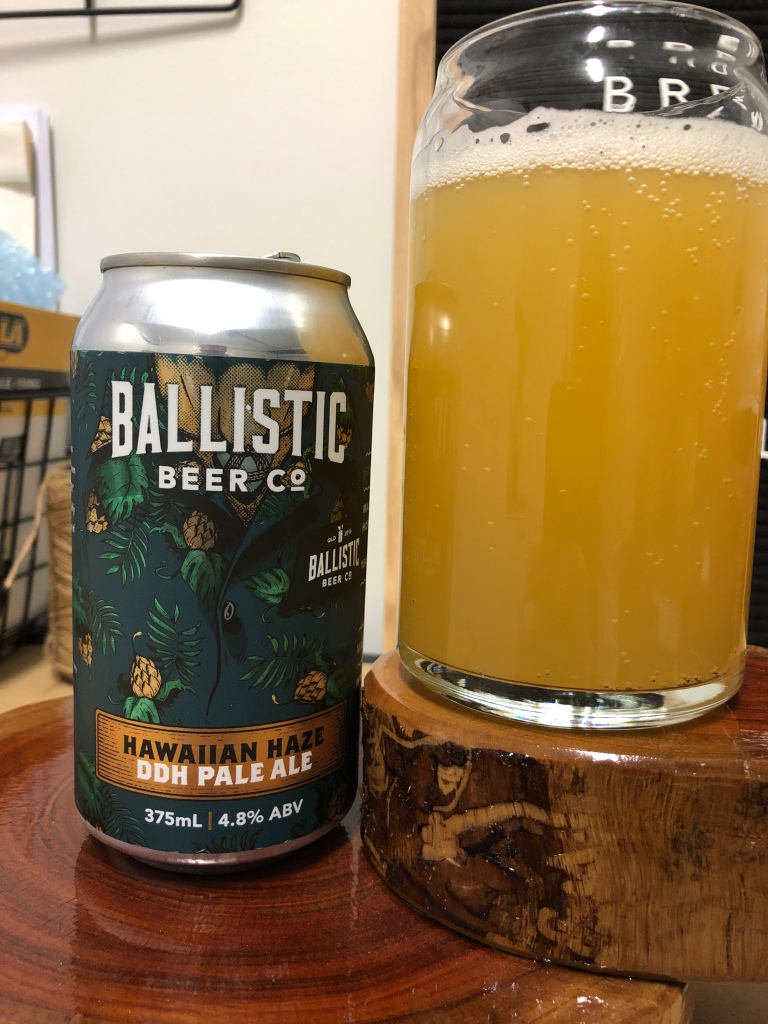 Ballistic Beer Co - Hawaiian Haze
