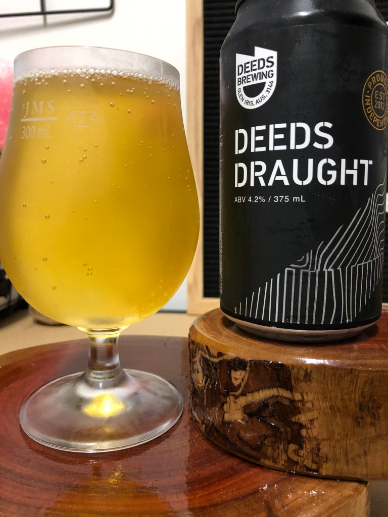 Deeds Brewing - Draught