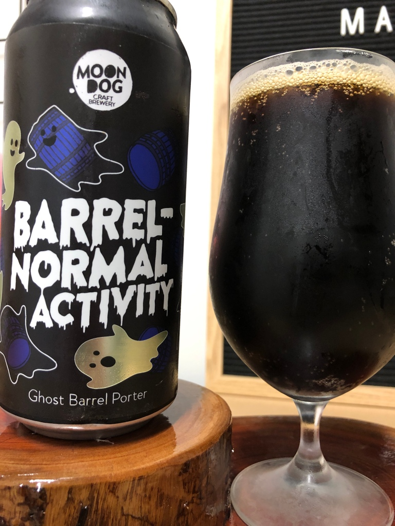 Moon Dog - Barrel Normal Activity