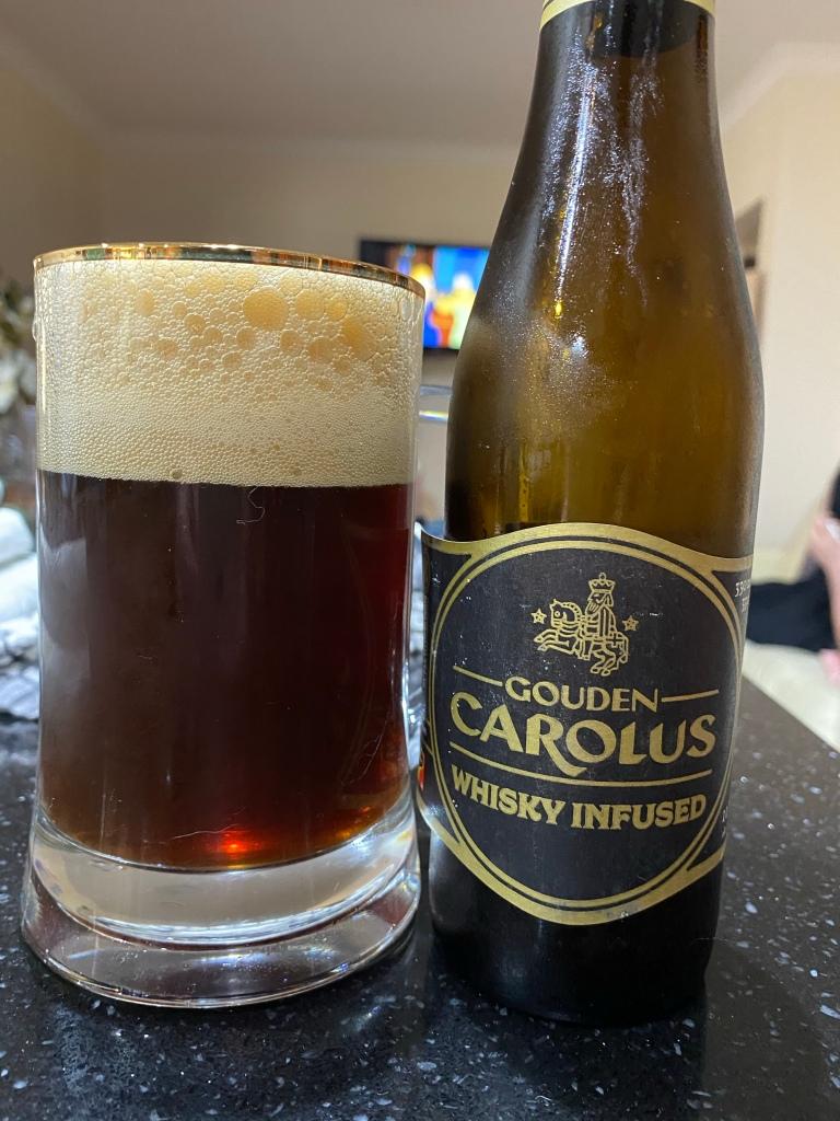 Brouwerij Het Anker - Gouden Carolus Whisky Infused