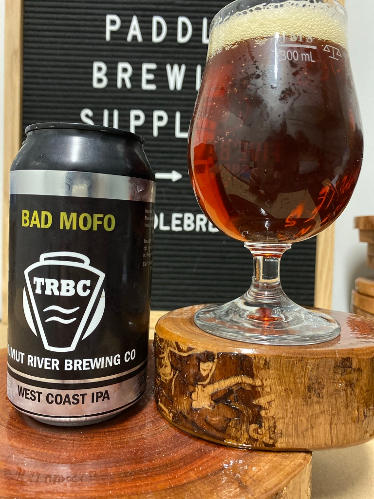 Tumut River Brewing Co - Bad Mofo