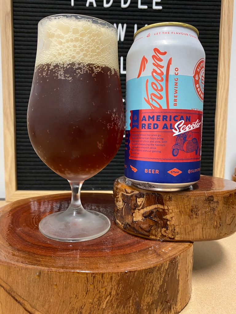 Slipstream Brewing Co - American Red Ale