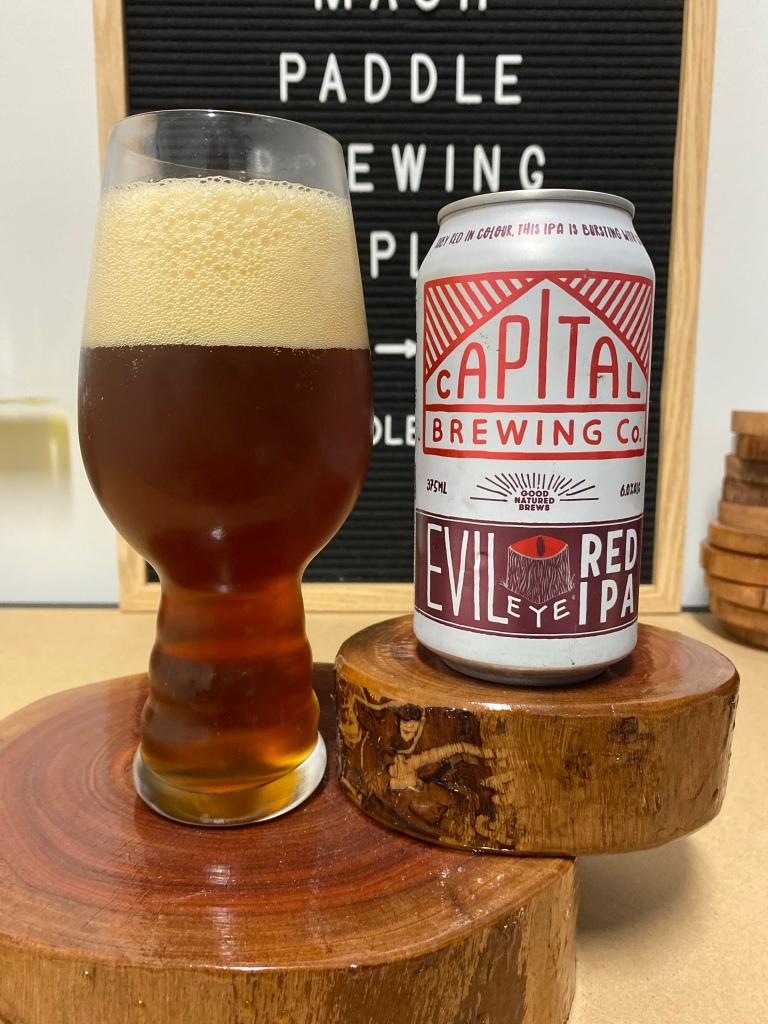 Capital Brewing - Evil Eye