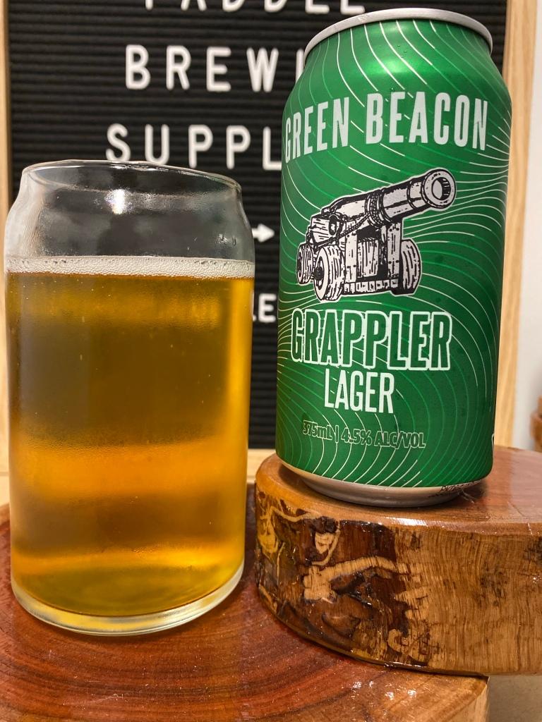 Green Beacon - Grappler
