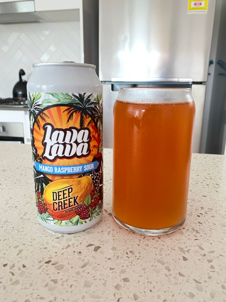 Deep Creek Brewing - Lava Lava
