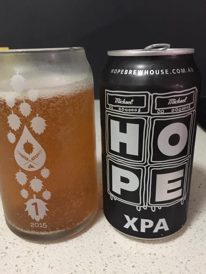 Hope Estate Brewhouse - XPA