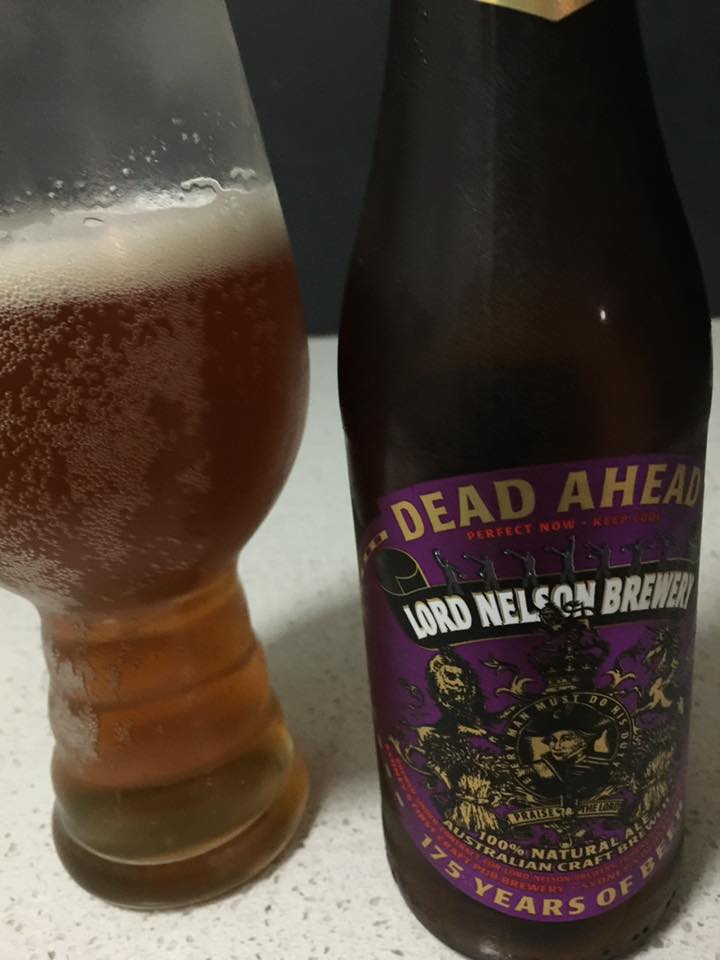 Lord Nelson Brewery - Dead Ahead